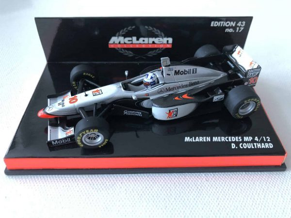 McLaren MP4/12 Couldhard